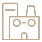 industrial by Saurus Icon from the Noun Project